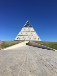 Palace of Peace and Reconciliation | Astana, Kazakhstan