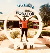 The Equator | Masaka Road, Uganda