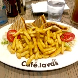 Cafe Javas | Entebbe, Uganda